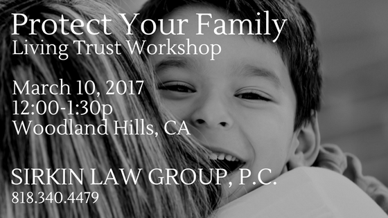 Living Trust Workshop (2)